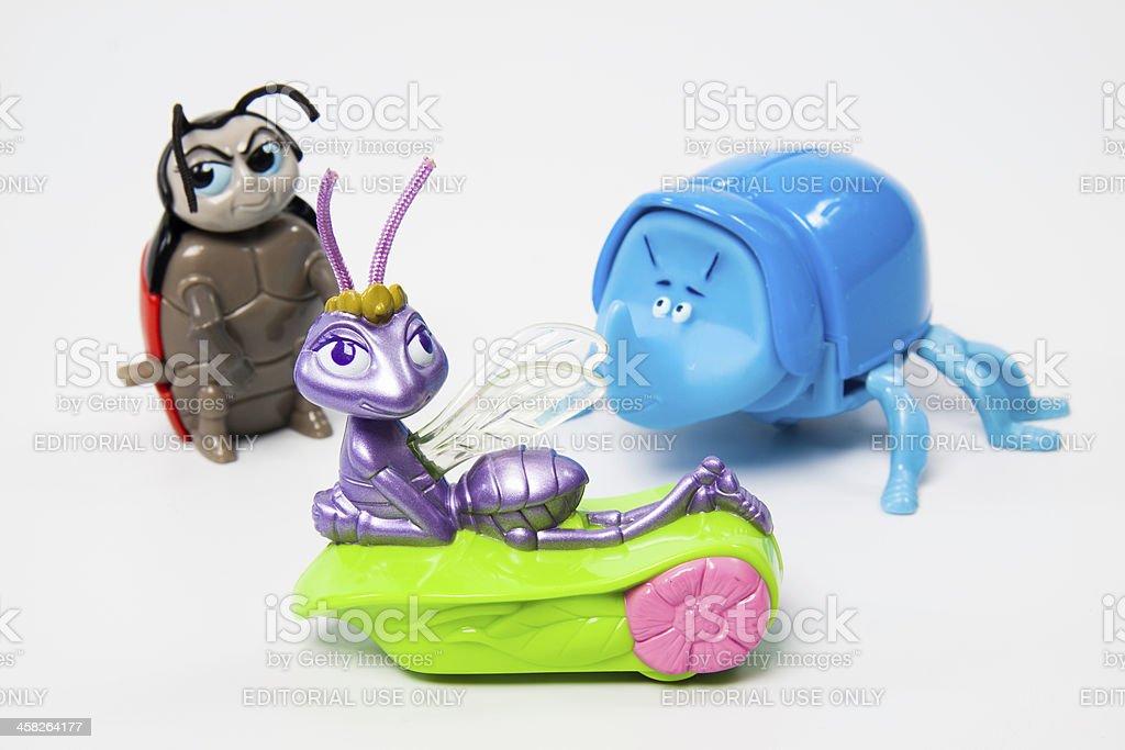 Disney-Pixar's 'A Bug's Life' stock photo