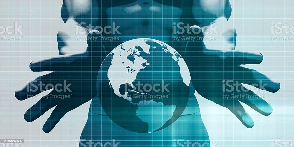 Disruptive Technologies stock photo