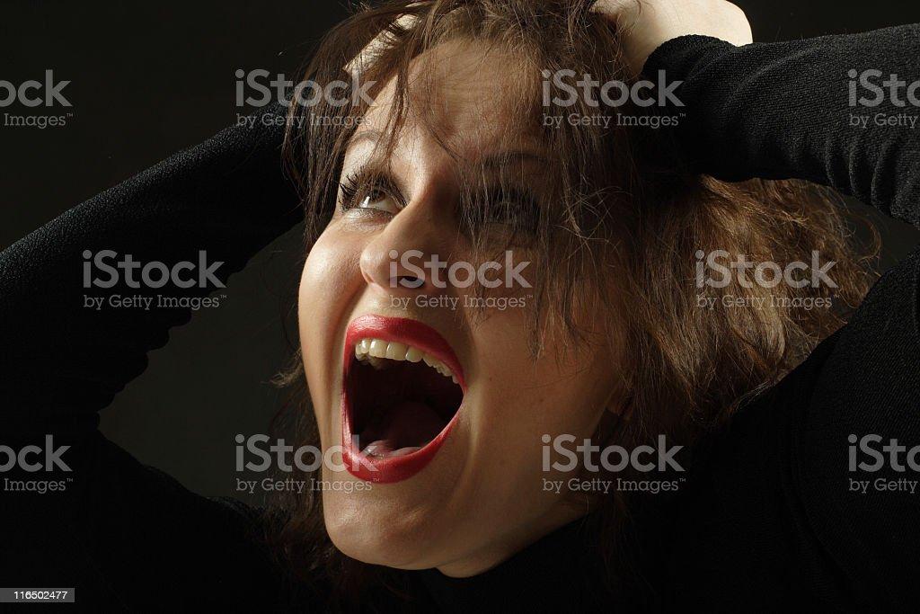 distress stock photo