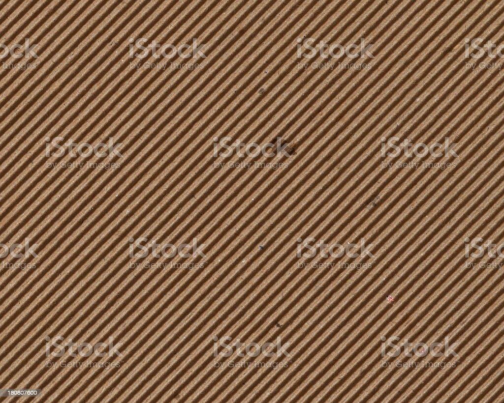 distressed corrugated cardboard royalty-free stock photo