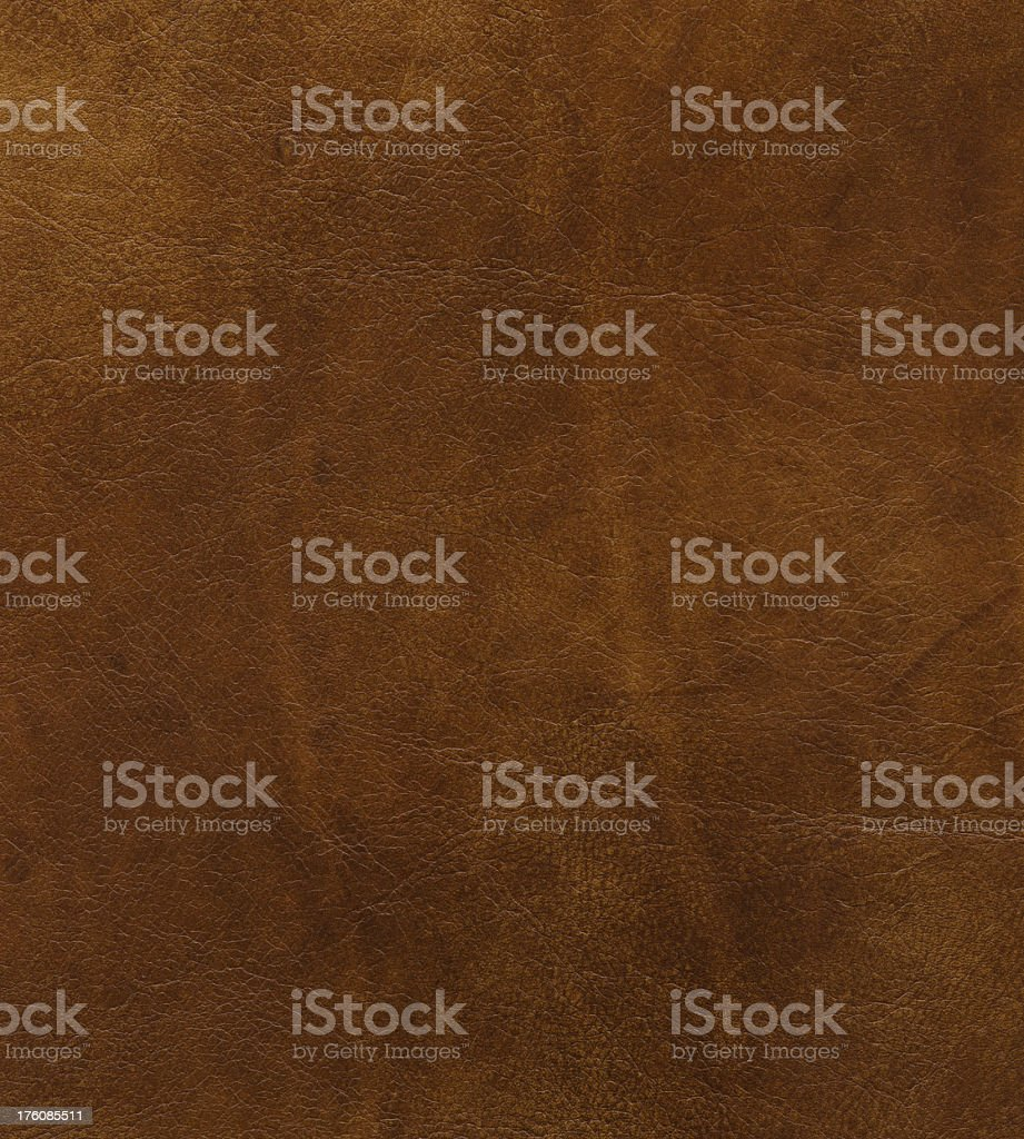 distressed leather royalty-free stock photo