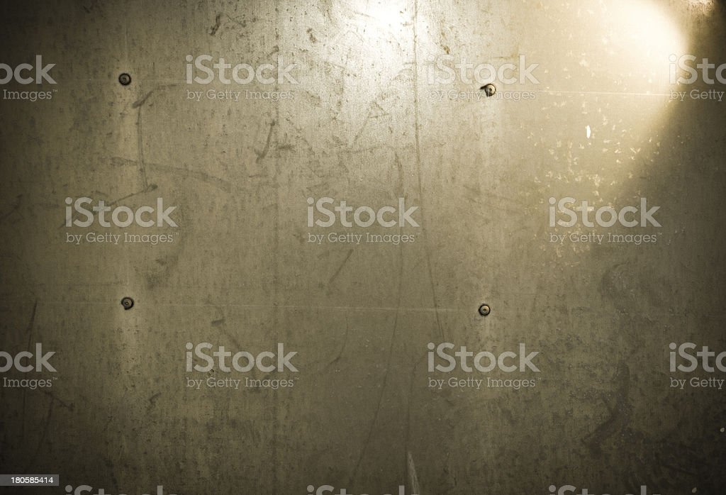 distressed metal background royalty-free stock photo