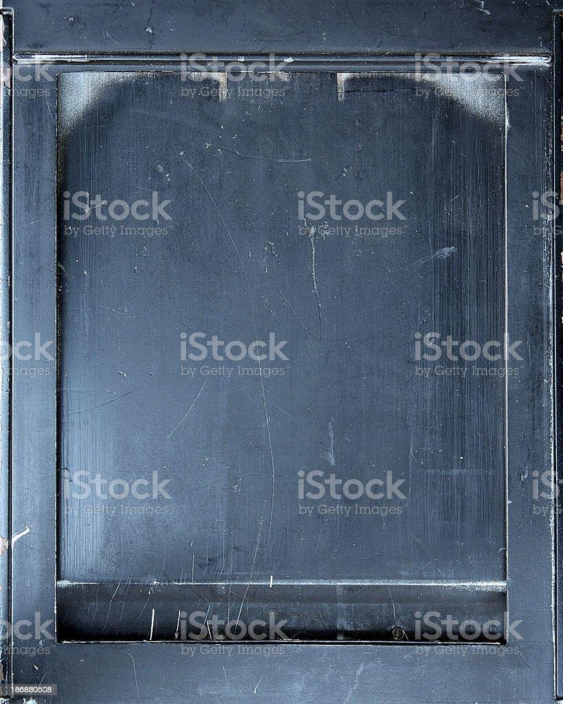 Distressed Metal royalty-free stock photo