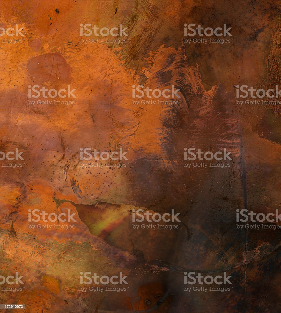 distressed metal surface background texture royalty-free stock photo