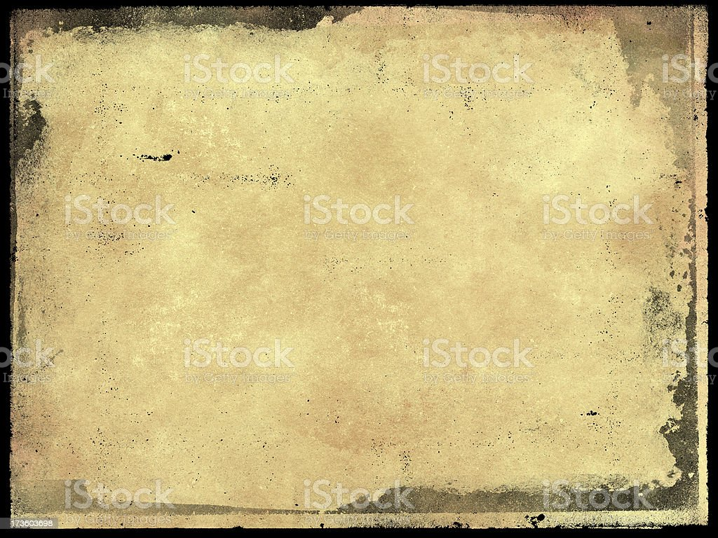 XL distressed paper grunge royalty-free stock photo