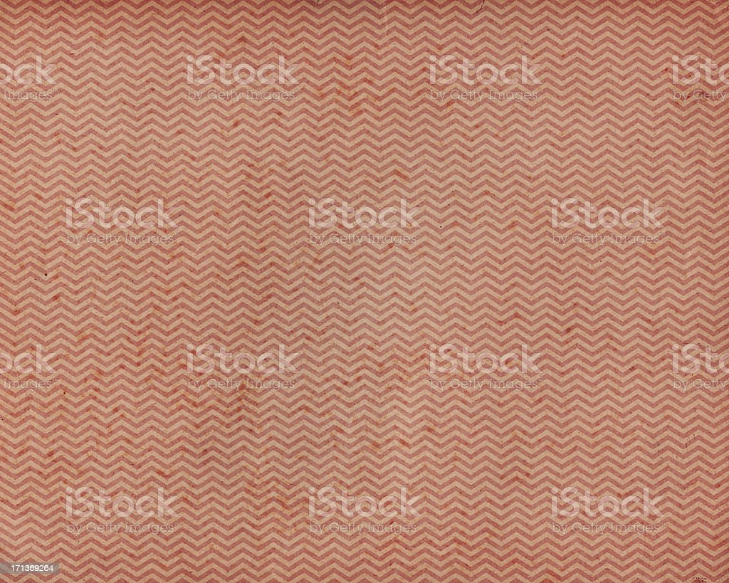 distressed paper with chevron stripes royalty-free stock vector art