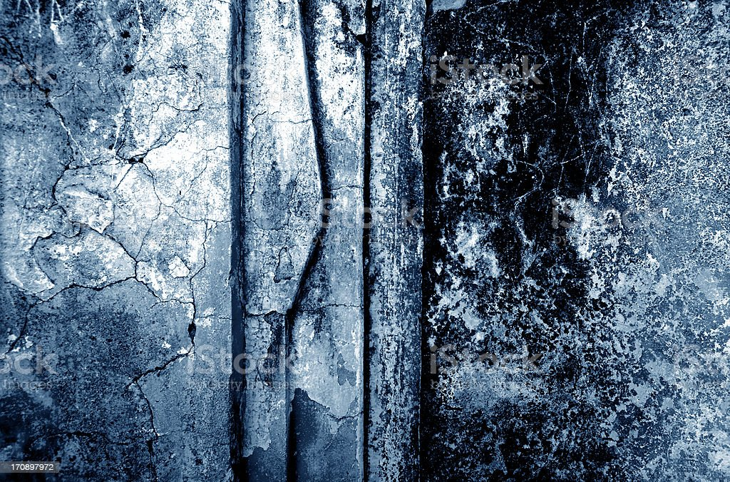 Distressed wall  stock photo