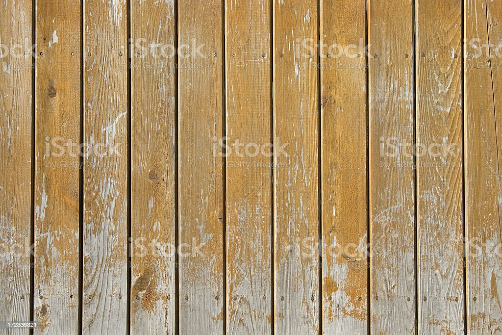 Distressed wood planks royalty-free stock photo