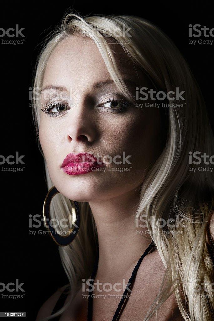 Diva stock photo