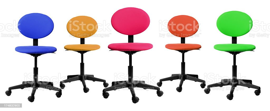 Diverse Workplace Concept royalty-free stock photo