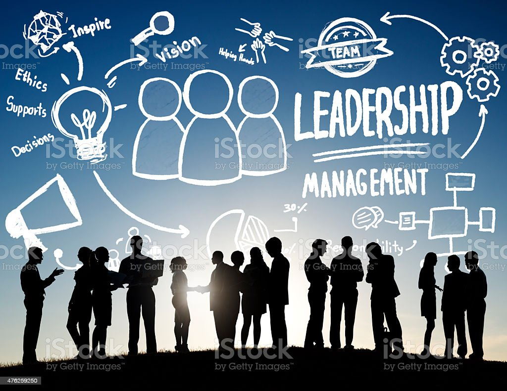 Diversity Business People Leadership Management Discussion Team stock photo