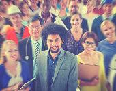 Diversity Ethnicity Communitty Crowd People Concept