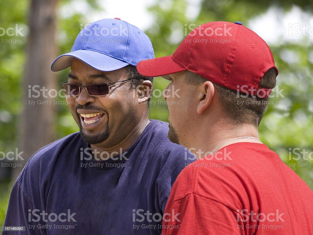 Diversity Men royalty-free stock photo