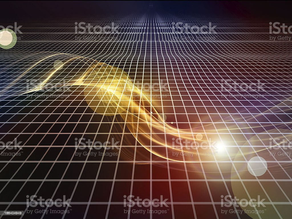Diversity of Fractal Realms royalty-free stock photo