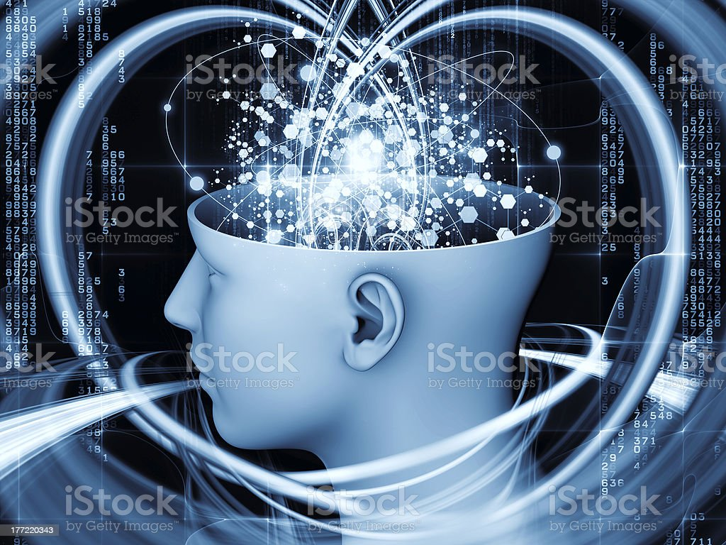 Diversity of the Mind royalty-free stock photo