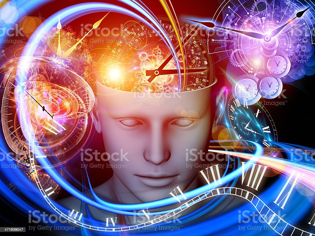 Diversity of the Mind stock photo