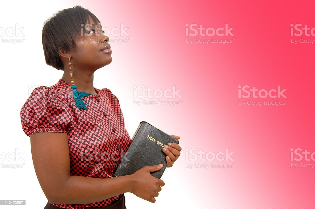 Divine Help royalty-free stock photo