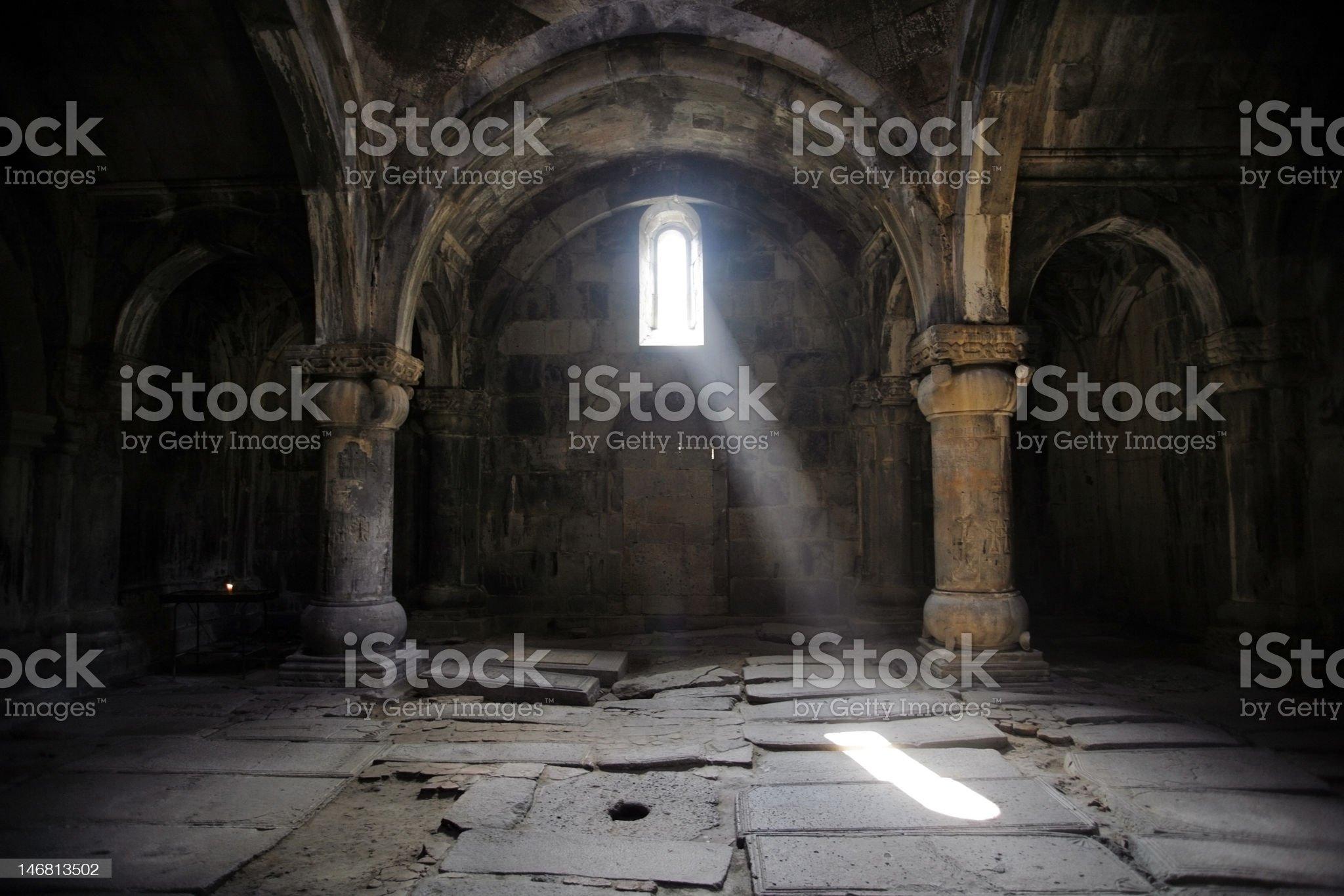 Divine light royalty-free stock photo