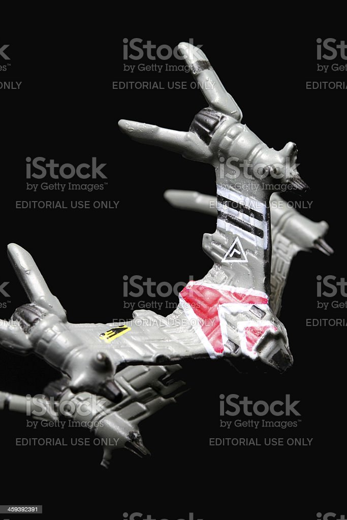 Diving Fury royalty-free stock photo