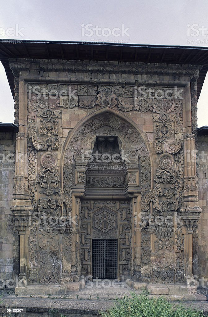 Divrigi Great Mosque and Hospital stock photo