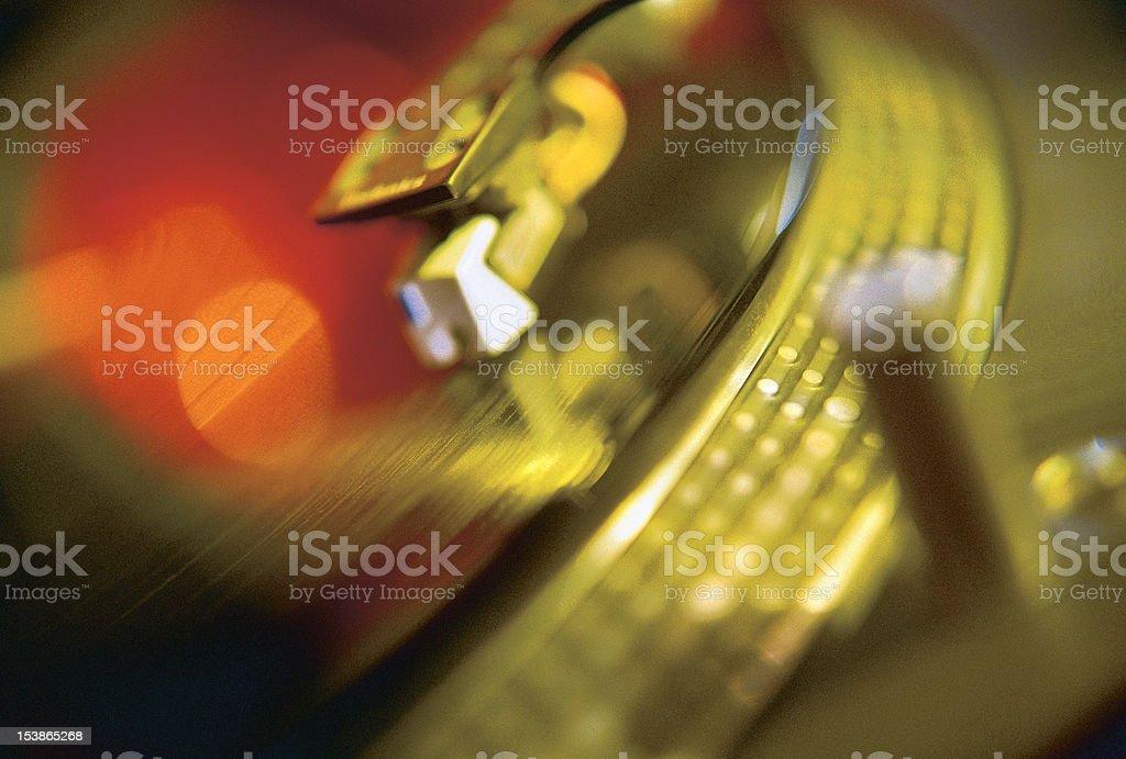DJs tools stock photo