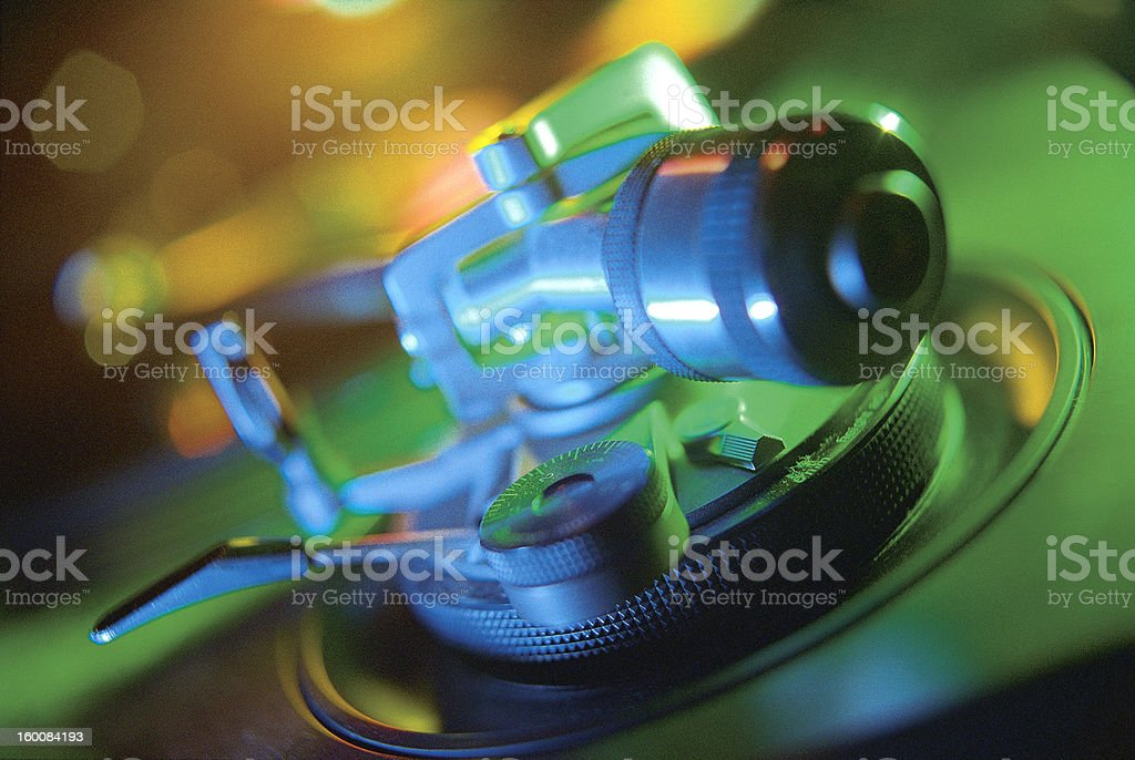 DJs tools stock photo