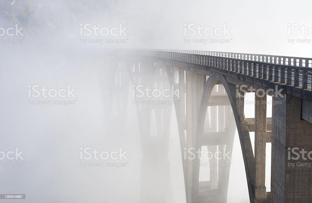 Djurdjevica Tara Bridge stock photo