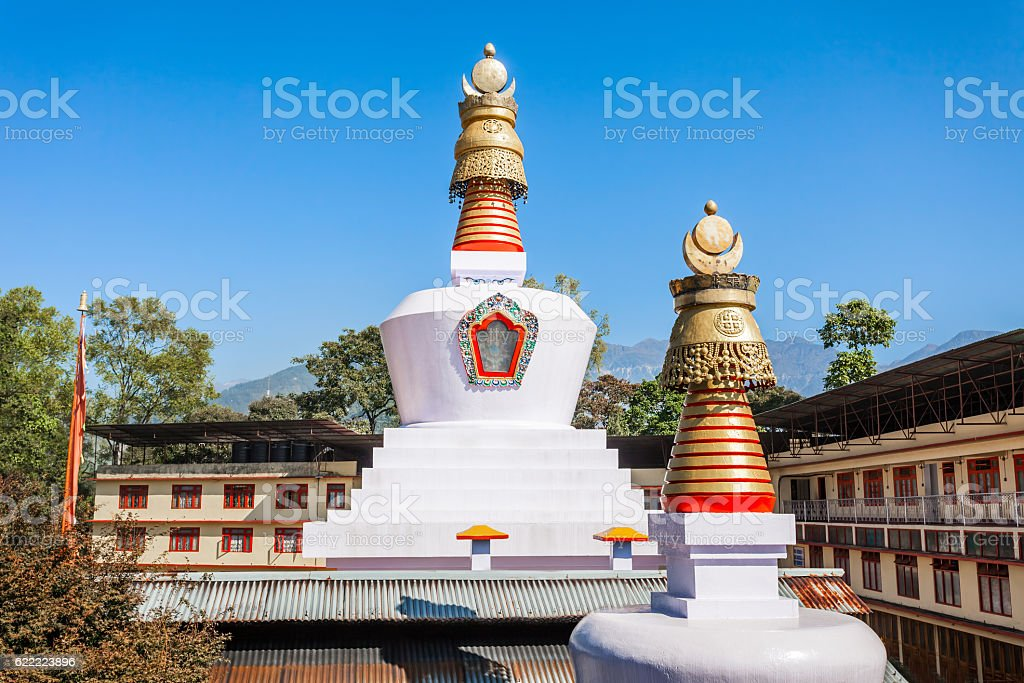 Do Drul Chorten stock photo