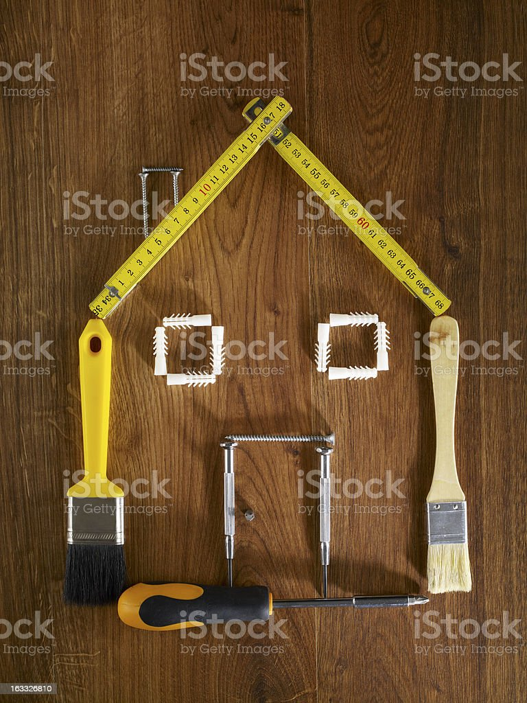 Do it Yourself royalty-free stock photo