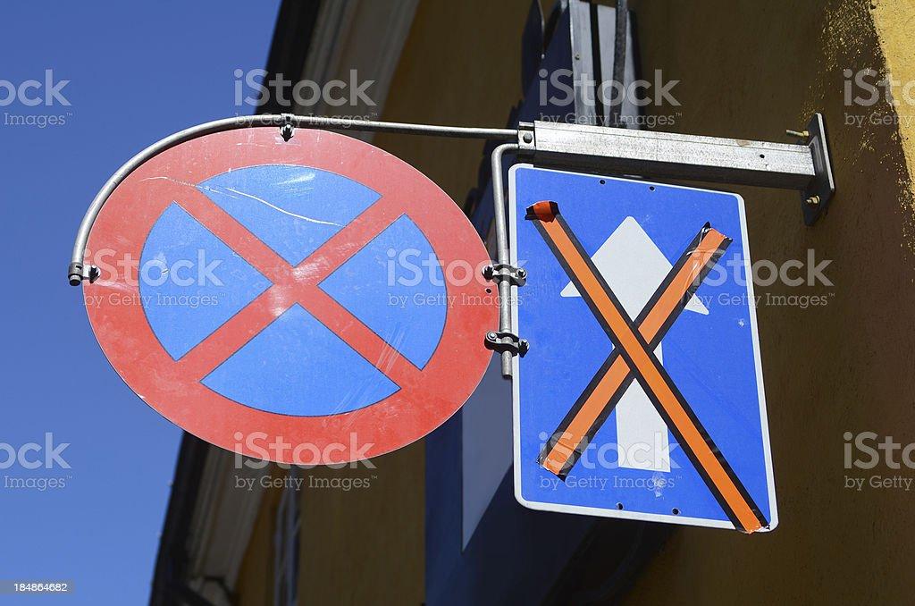 Do Not Enter stock photo