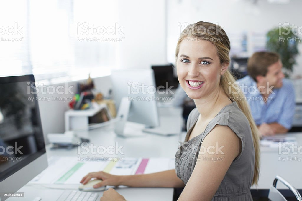 Do what you love stock photo