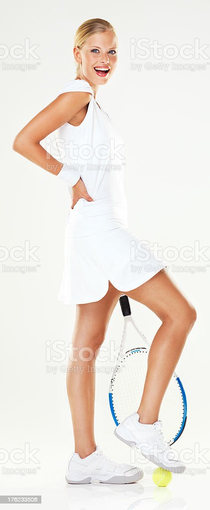 Do you feel like a challenge? royalty-free stock photo