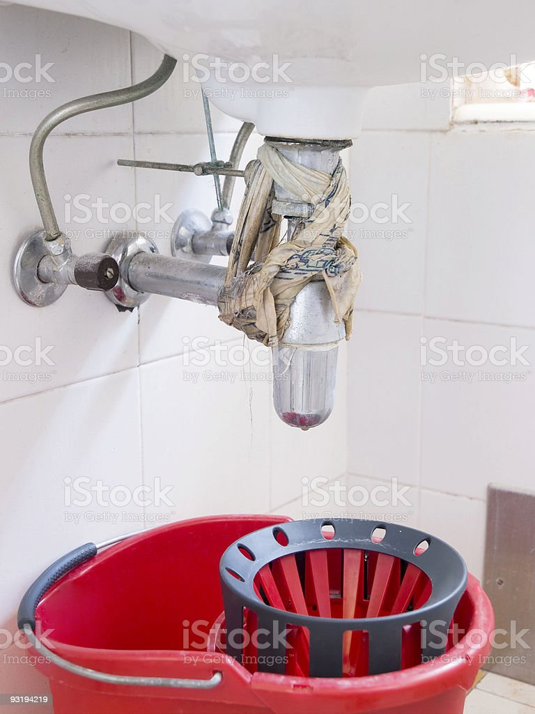 Do you need a plumber? stock photo