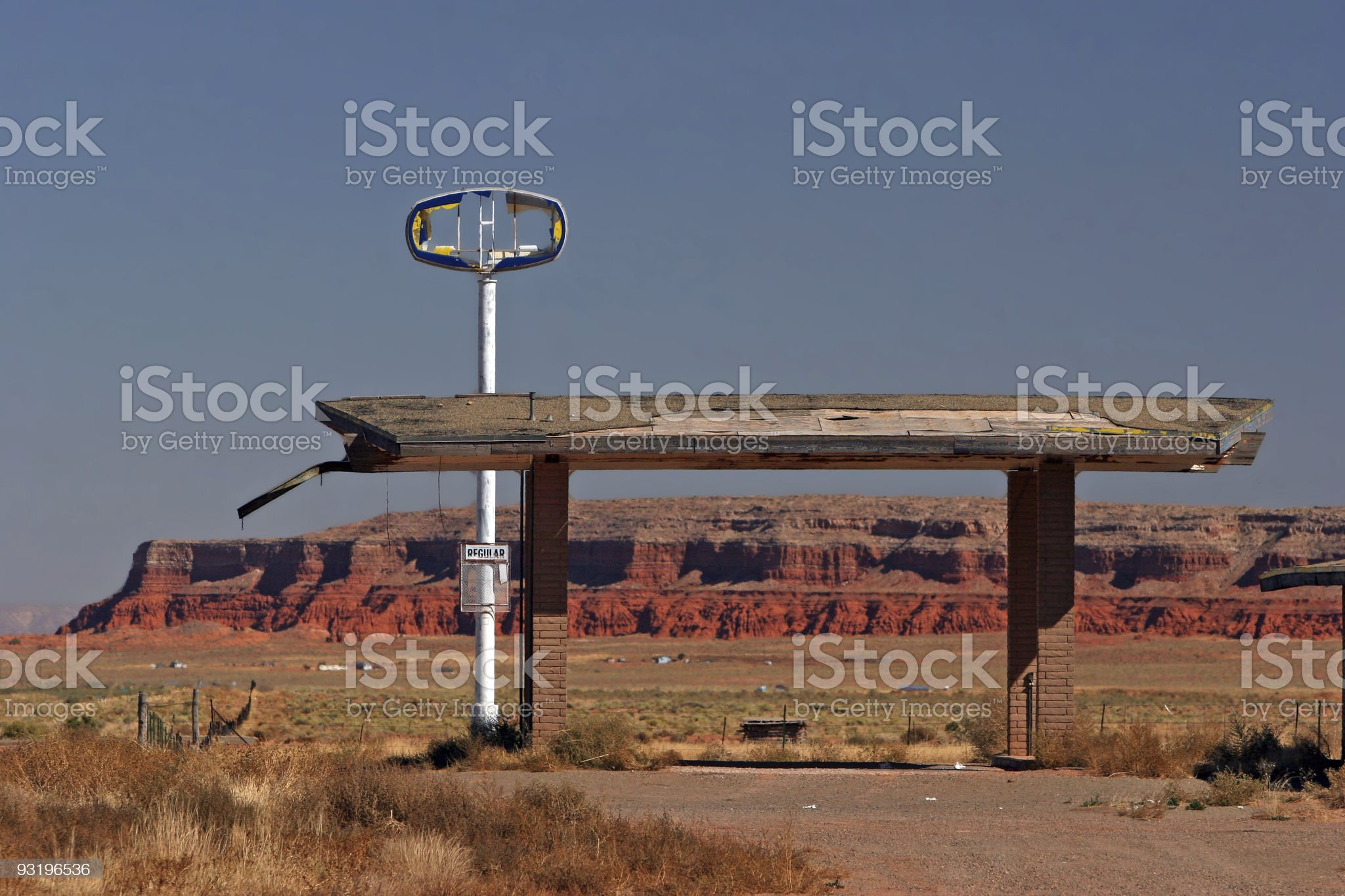 Do you need gas? royalty-free stock photo