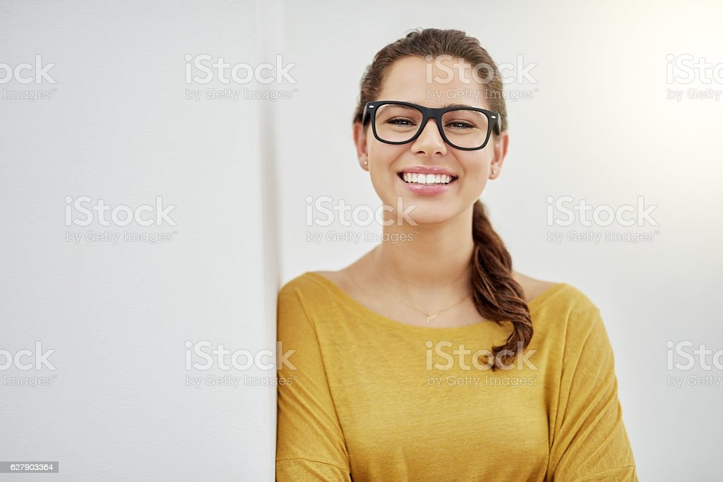 Do you see what I see? stock photo