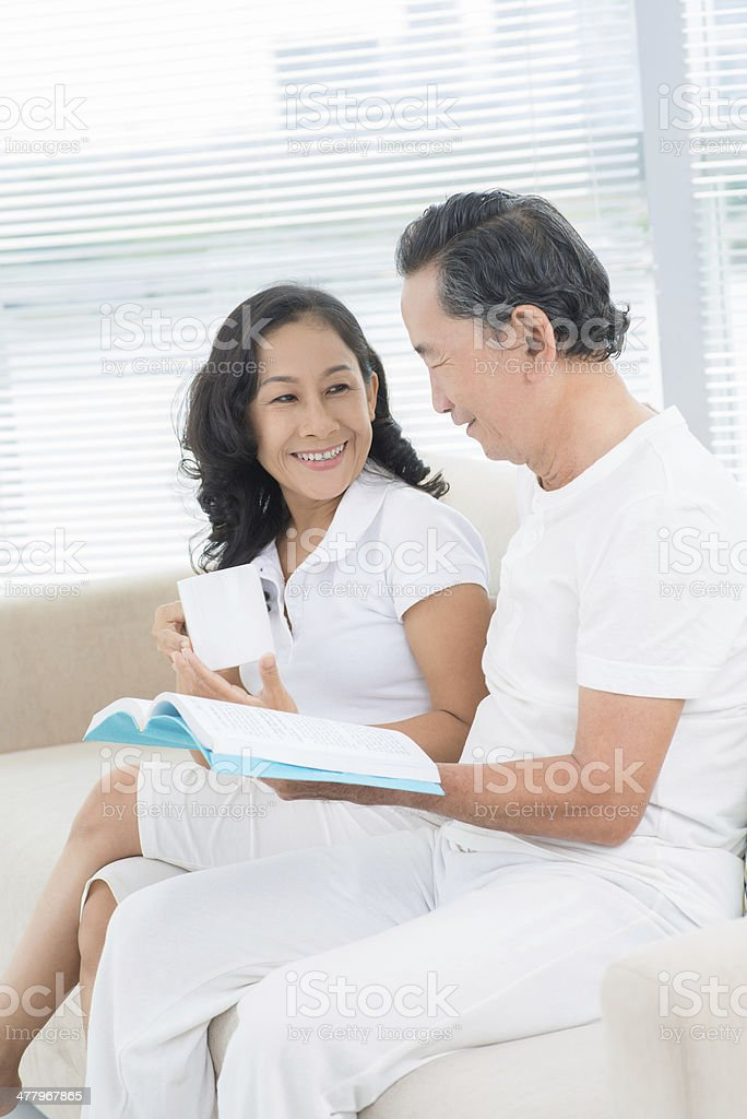 Do you think it's interesting? royalty-free stock photo