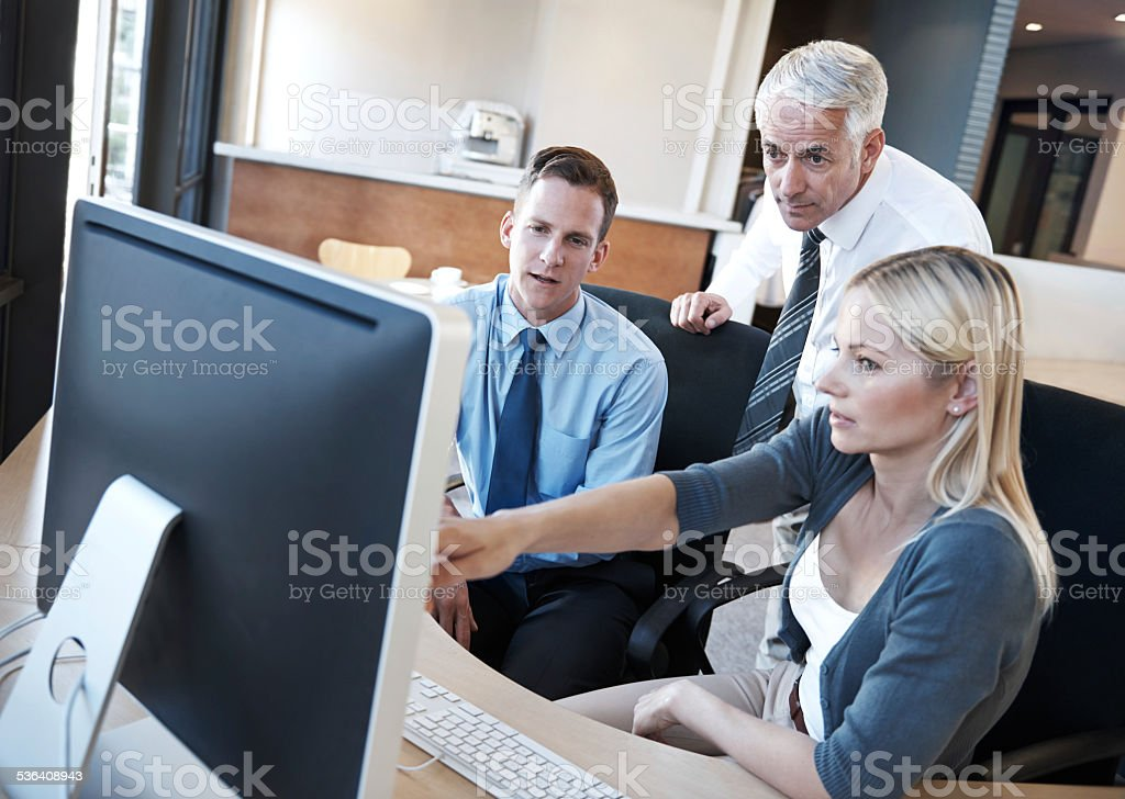 Do you think this would work? stock photo