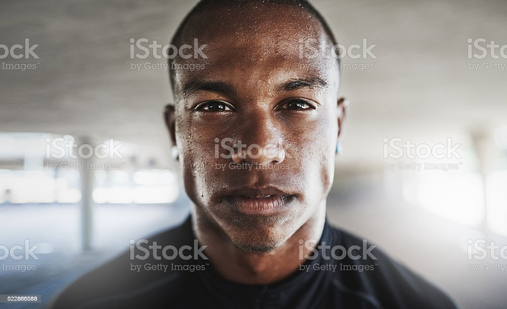 Do you want it bad enough? stock photo