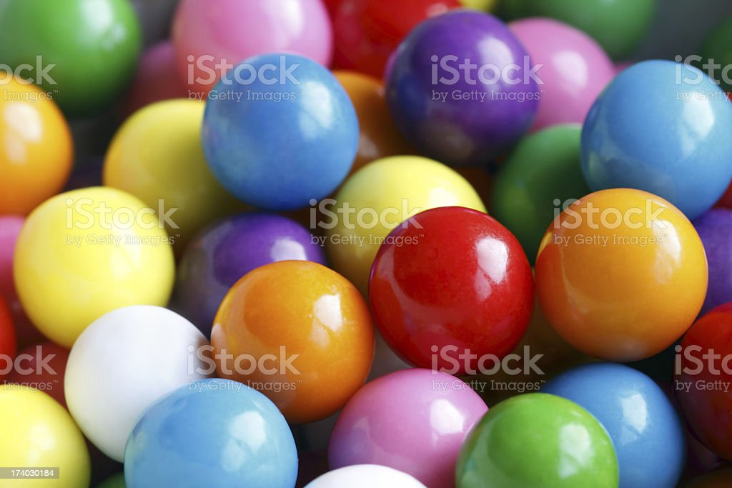 Do you want some gumballs? stock photo