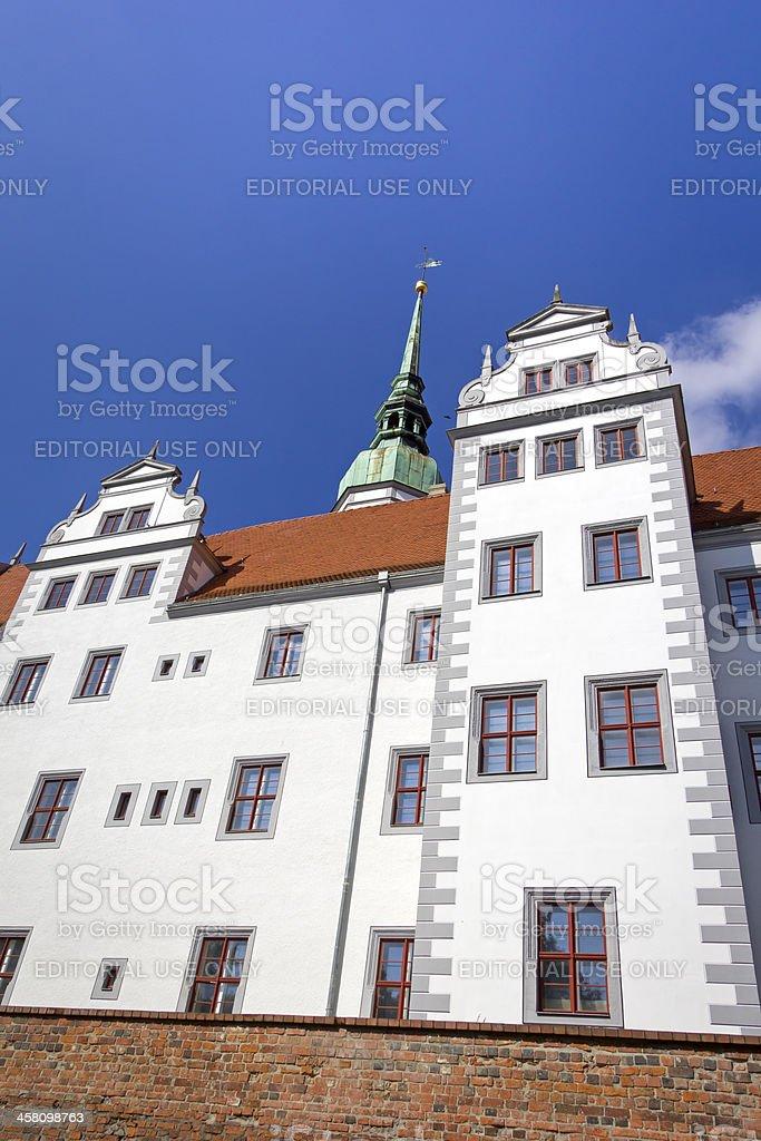 Doberlug Castle royalty-free stock photo