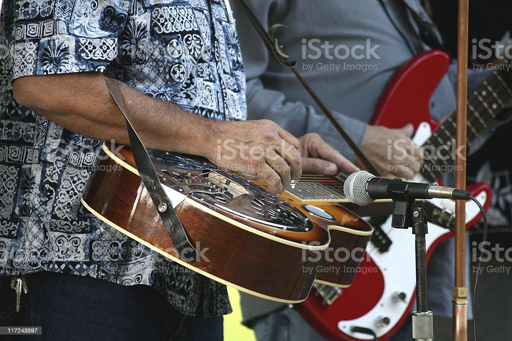 Dobro Musical Instrument stock photo