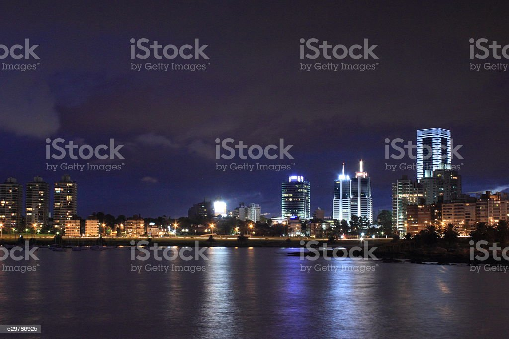 Buceo dock, Montevideo, Uruguay stock photo