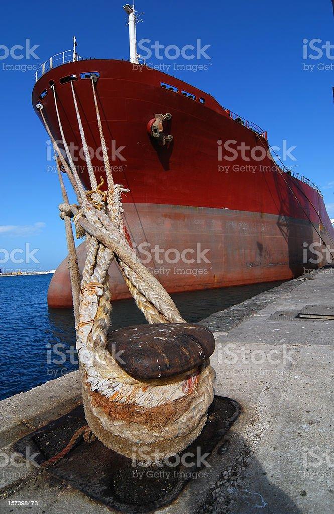 docking stock photo