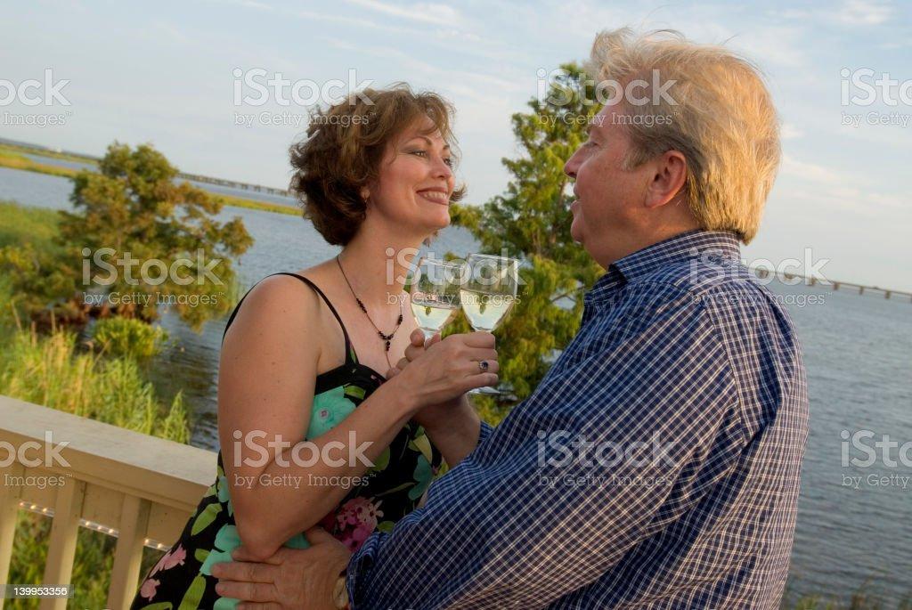 dock-wine royalty-free stock photo