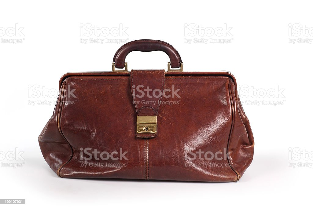 doctor bag royalty-free stock photo