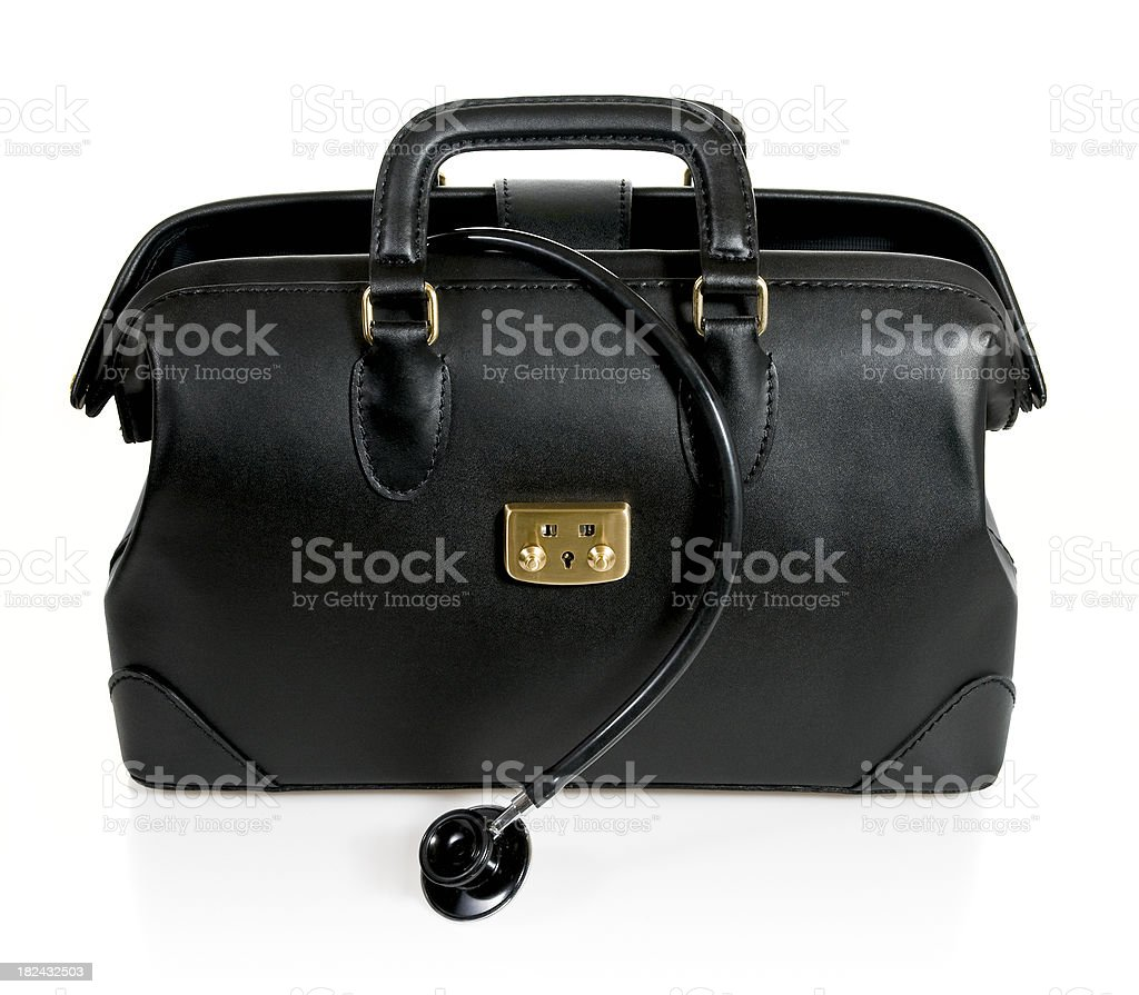 Doctor Bag stock photo