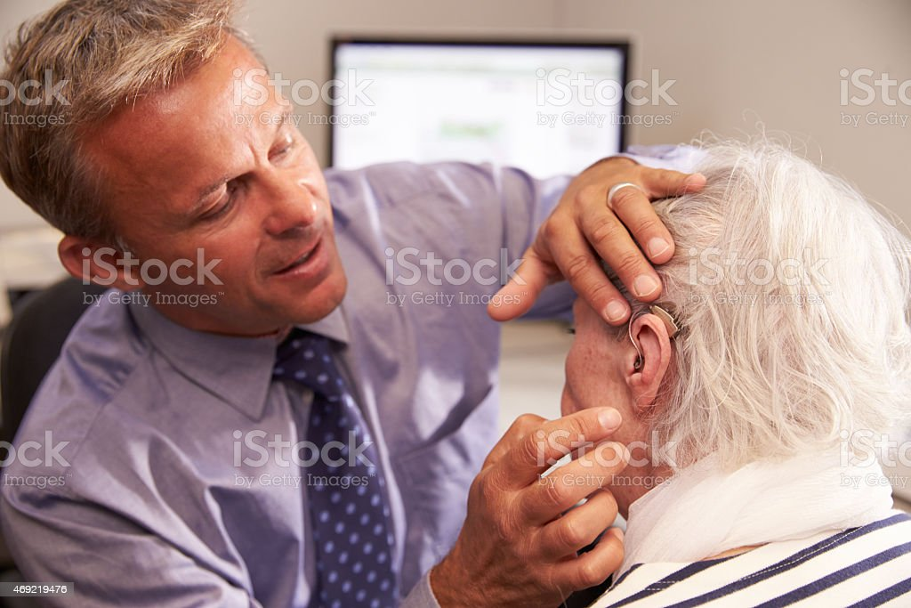Image result for Hearing doctor