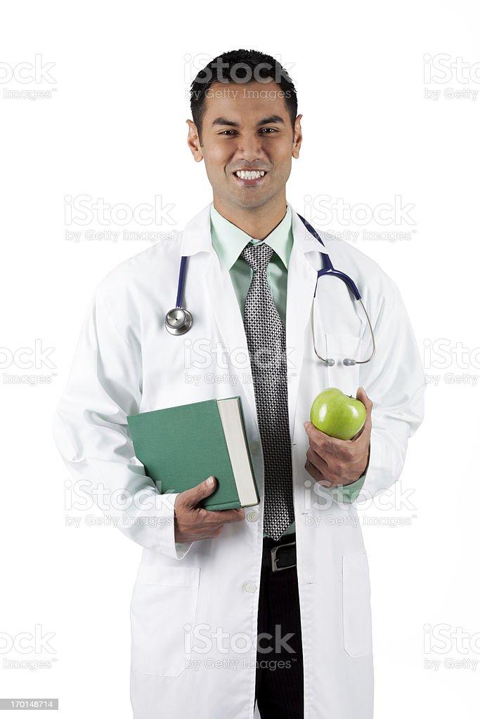 Doctor Green stock photo