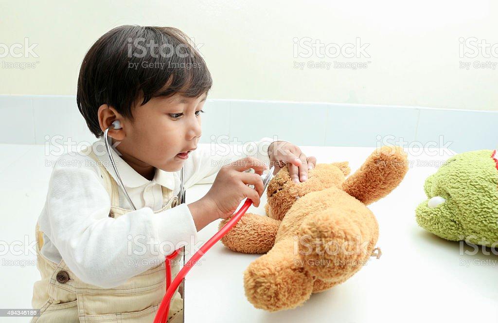 Doctor. stock photo