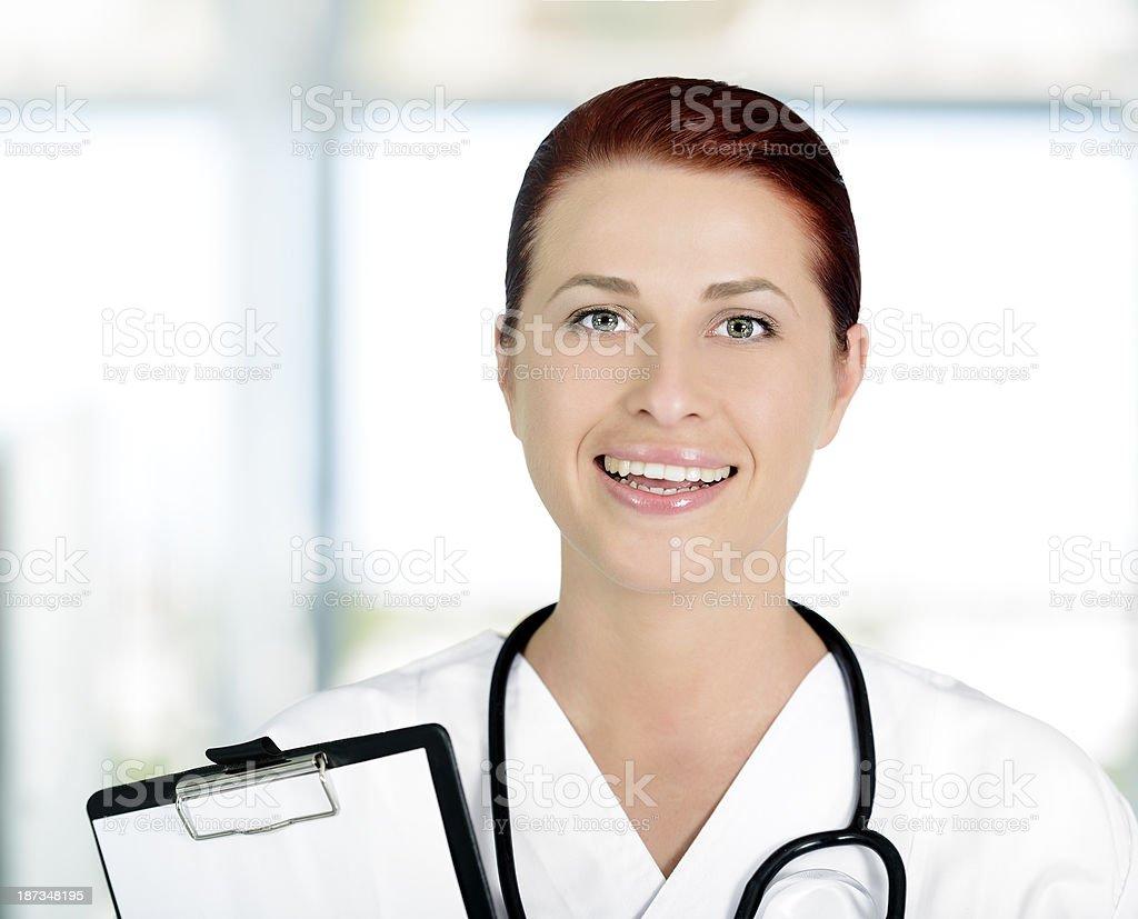 doctor portrait royalty-free stock photo